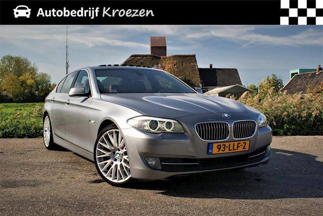 BMW 5-serie 528i High Executive * Pano dak * Memory stoelen * Vol Opties *
