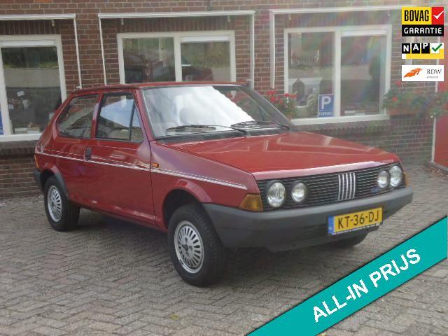 Fiat Ritmo occasion - Autobedrijf De Groot