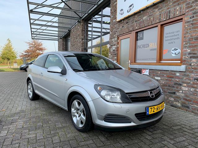 Opel Astra GTC occasion - Incredisell Occasions