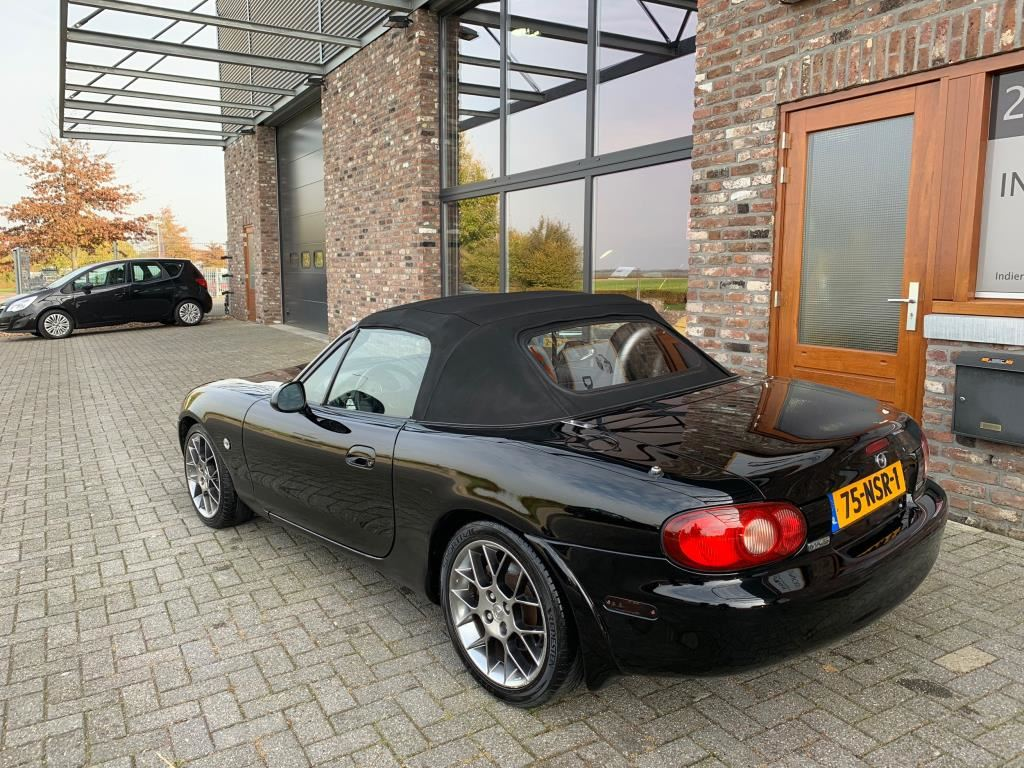 Mazda MX-5 occasion - Incredisell Occasions