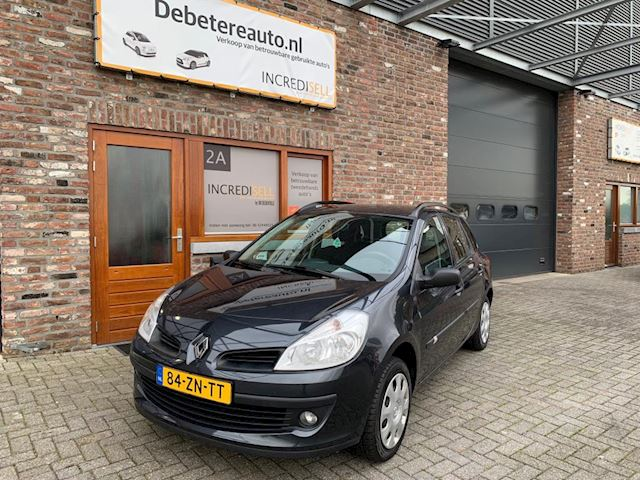 Renault Clio Estate occasion - Incredisell Occasions