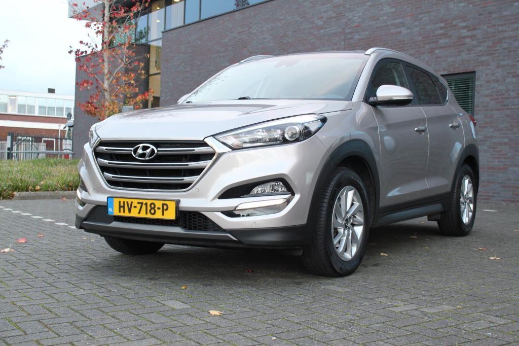 Hyundai Tucson occasion - Autoflex Grootebroek