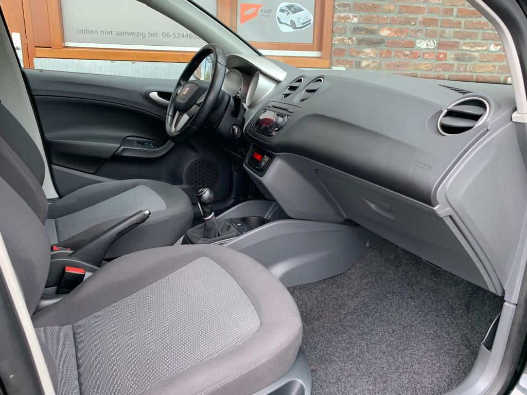 Seat Ibiza ST occasion - Incredisell Occasions
