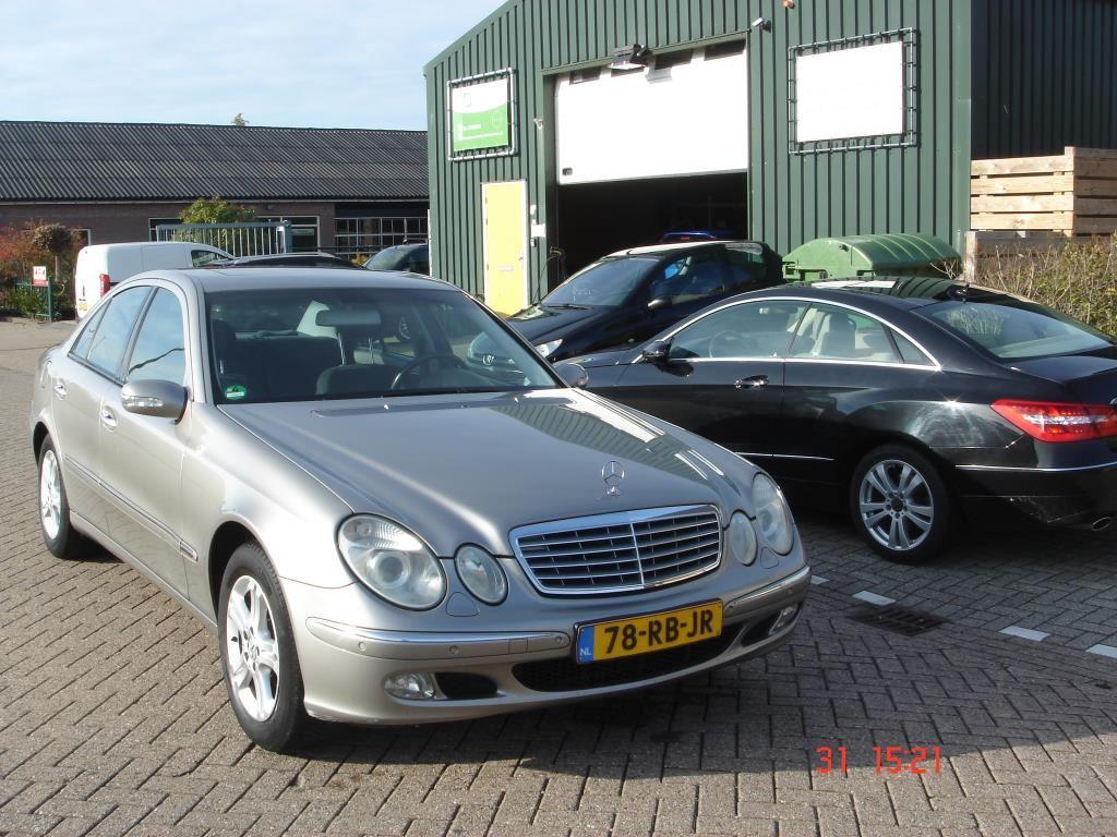 Mercedes-Benz E-klasse occasion - Tak Auto's