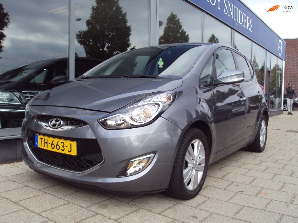 Hyundai Ix20 occasion - Automobielbedrijf Snijders