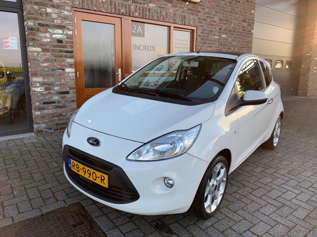 Ford Ka occasion - Incredisell Occasions