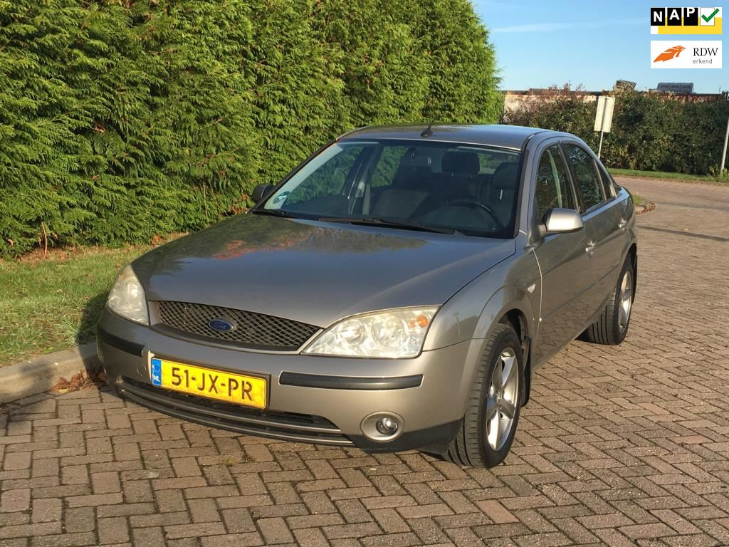 Ford Mondeo occasion - Goldenstone Cars