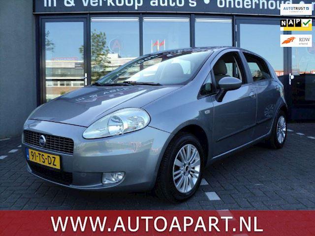 Fiat Punto  1.4 5drs airco nette auto bj 2007