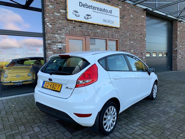 Ford Fiesta occasion - Incredisell Occasions