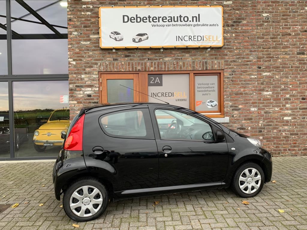 Peugeot 107 occasion - Incredisell Occasions