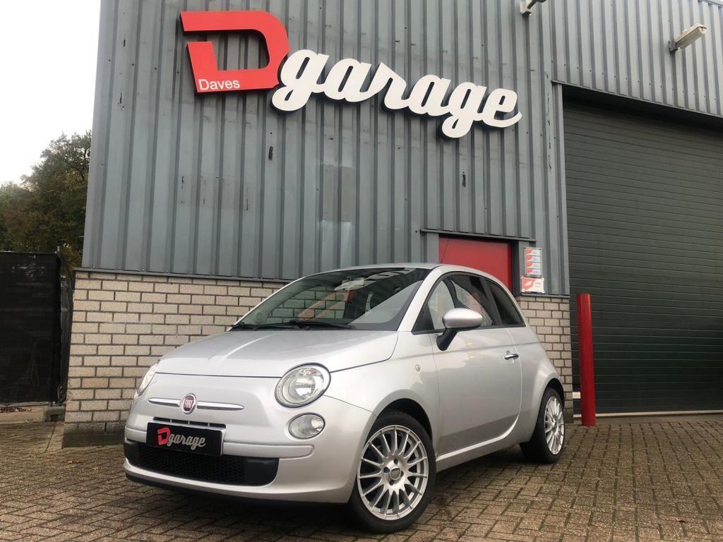 Fiat 500 occasion - Dave's Garage