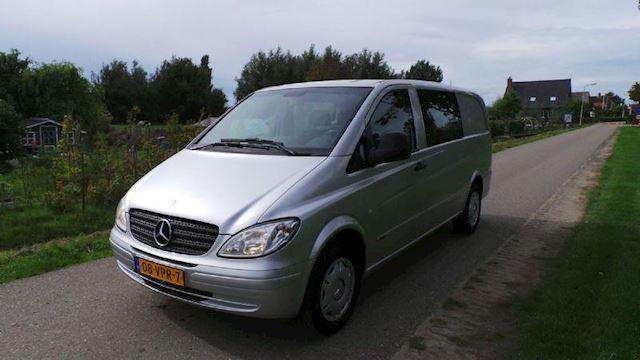 Mercedes-Benz Vito 109 CDI 320 Lang DC Amigo luxe