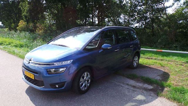 Citroen C4 Grand  Picasso 1.6 BlueHDi Business 98 gram
