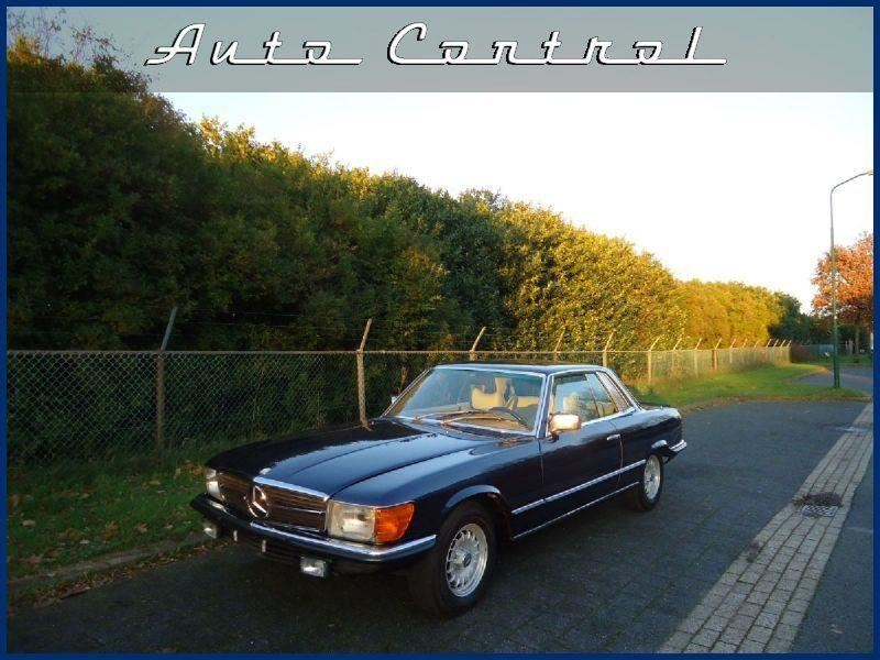 Mercedes-Benz 450SLC 5.0 occasion - Auto Control