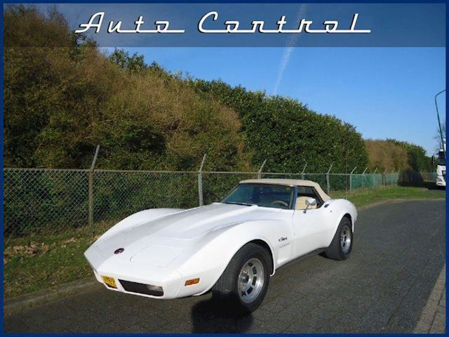 Chevrolet Corvette Cabriolet 350 V8 1974