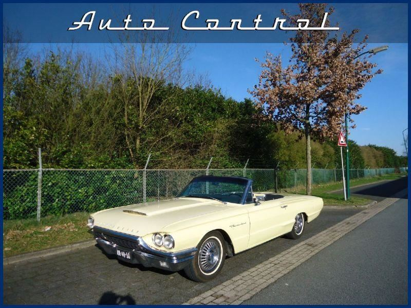 Ford USA Thunderbird occasion - Auto Control