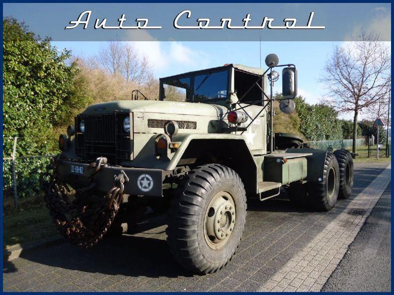 Mack Army Truck 1963 occasion - Auto Control