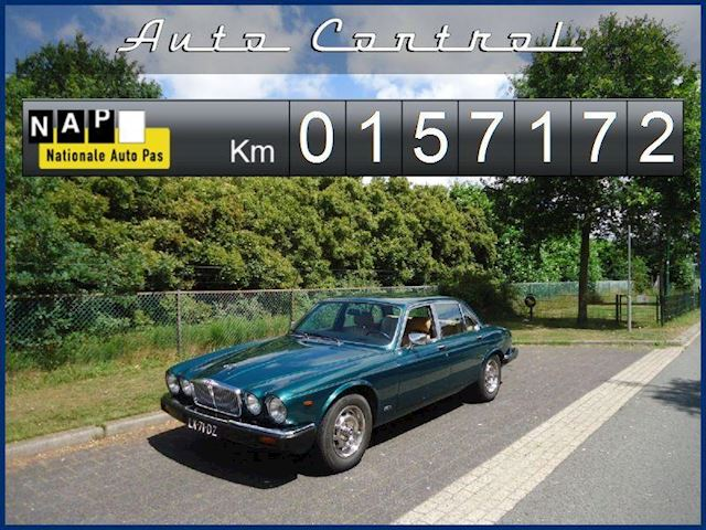 Jaguar XJ6 4.2 SERIES III 5-Speed!