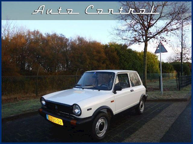 Autobianchi A112 Junior 38782km!