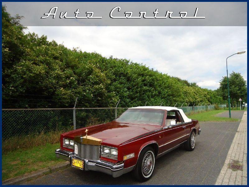Cadillac Eldorado occasion - Auto Control