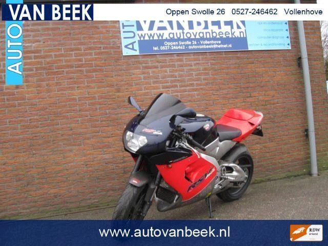 Aprilia RSV Mille occasion - Auto van Beek