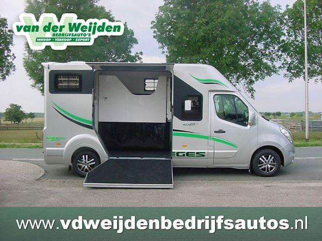 Renault Master 2-Paards `Barbot`Paardenauto Nieuw!!!