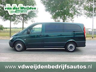 Mercedes-Benz Vito 111 CDI 9-PERSOONS AIRCO/MARGE/AUTOMAAT/LWB