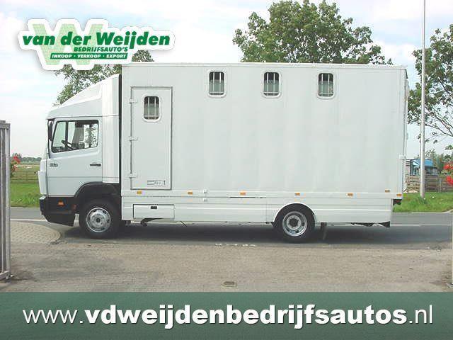Mercedes-Benz 609 occasion - Van der Weijden Bedrijfsauto's