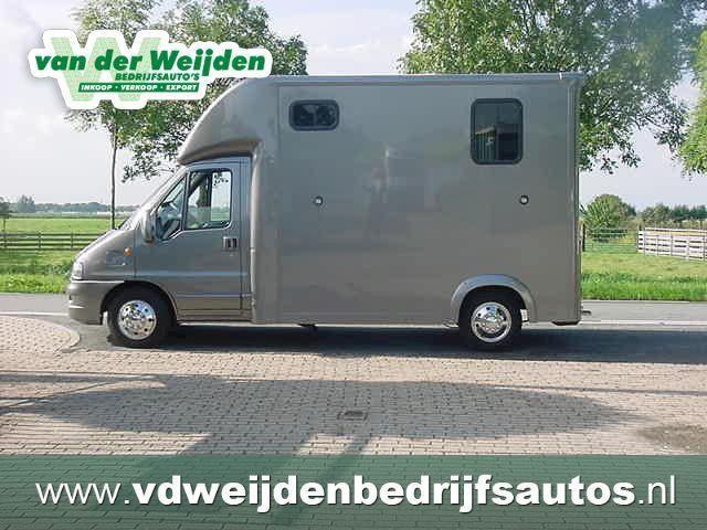 Citroen Jumper occasion - Van der Weijden Bedrijfsauto's