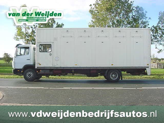 Mercedes-Benz 1017 Atego occasion - Van der Weijden Bedrijfsauto's