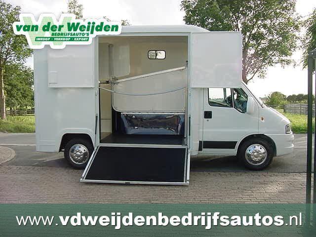 Fiat Ducato occasion - Van der Weijden Bedrijfsauto's