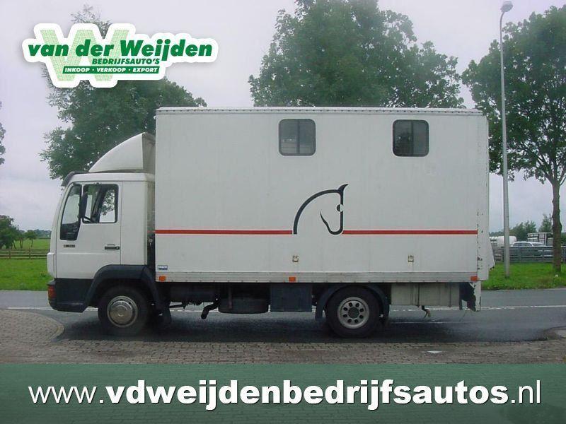MAN 8.153 L/F occasion - Van der Weijden Bedrijfsauto's