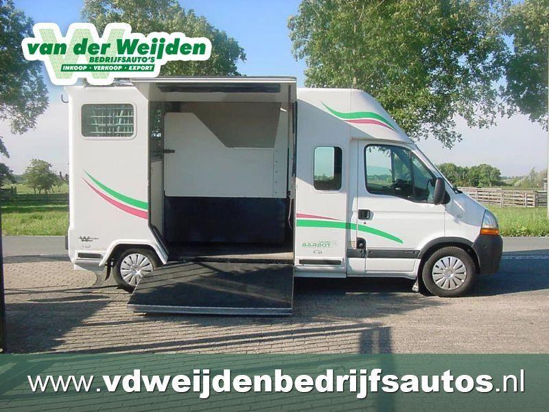 Renault Master 2.5DCI occasion - Van der Weijden Bedrijfsauto's