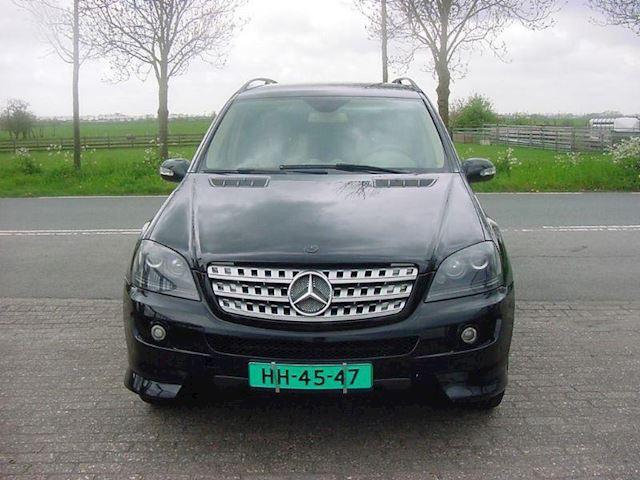 Mercedes-Benz M-klasse occasion - Van der Weijden Bedrijfsauto's