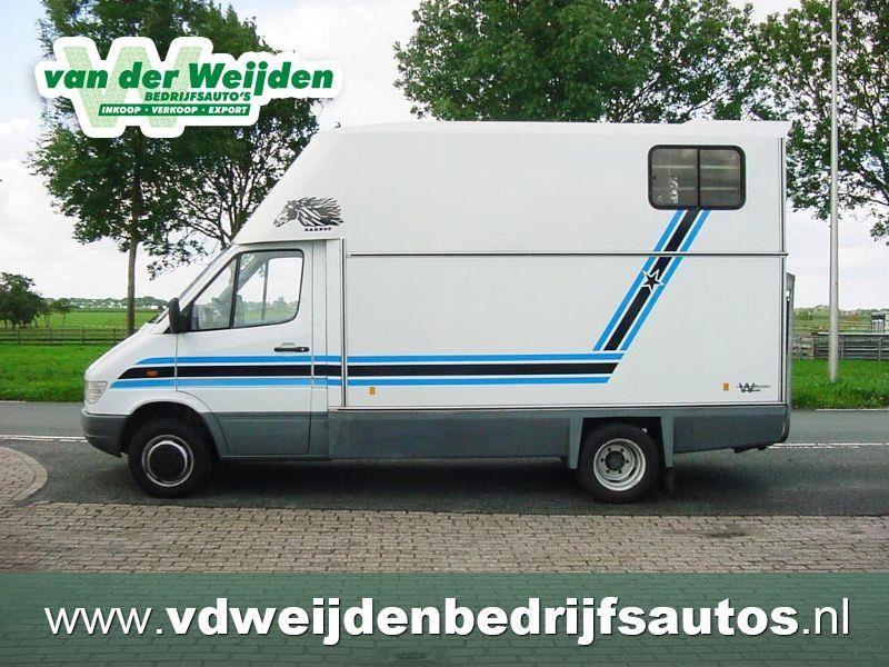 Mercedes-Benz Sprinter occasion - Van der Weijden Bedrijfsauto's