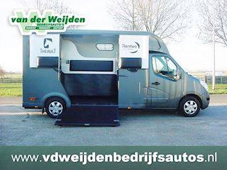 Renault Master `Theault` Paardenauto 170 PK Automaat Dubbele Cabine NIEUW!!