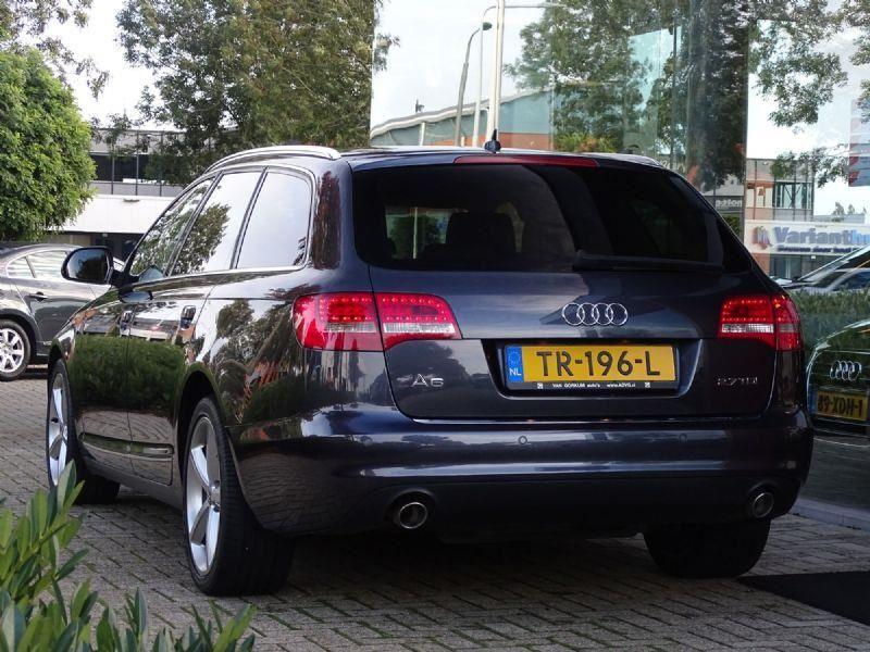 Audi A6 occasion - Autobedrijf van Gorkum