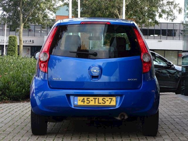 Opel Agila occasion - Autobedrijf van Gorkum