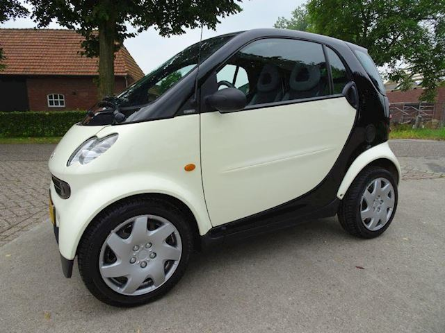 Smart Fortwo 0.7 coupe AIRCO