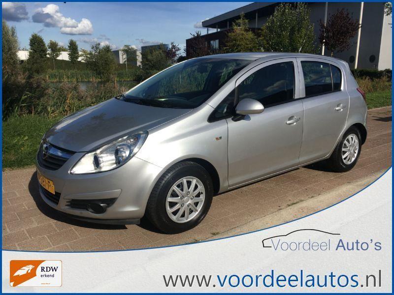 Opel Corsa occasion - Voordeel Auto's