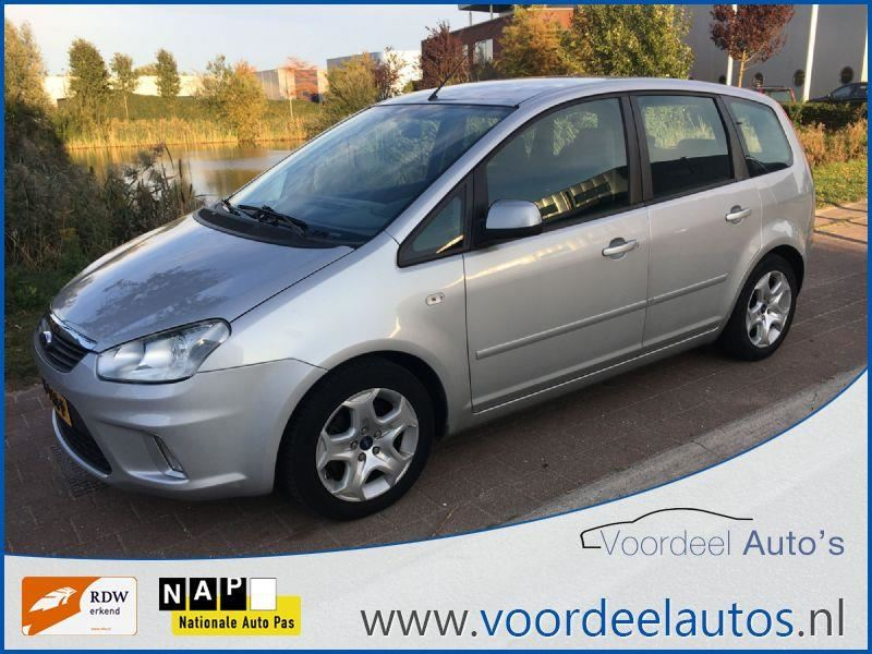 Ford C-MAX occasion - Voordeel Auto's