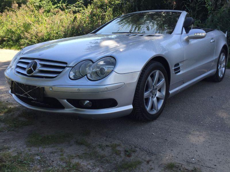 Mercedes-Benz SL-klasse occasion - Autobedrijf Tommie Weber & zn.