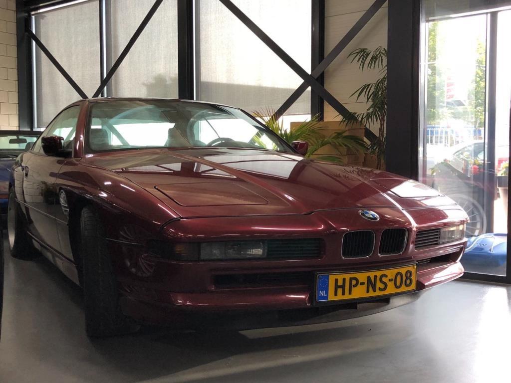 BMW 8-serie occasion - Auto Molenaar