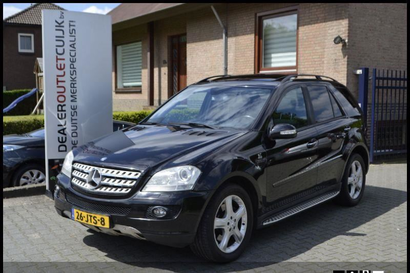 Mercedes-Benz M-klasse occasion - Dealer Outlet Cuijk b.v.
