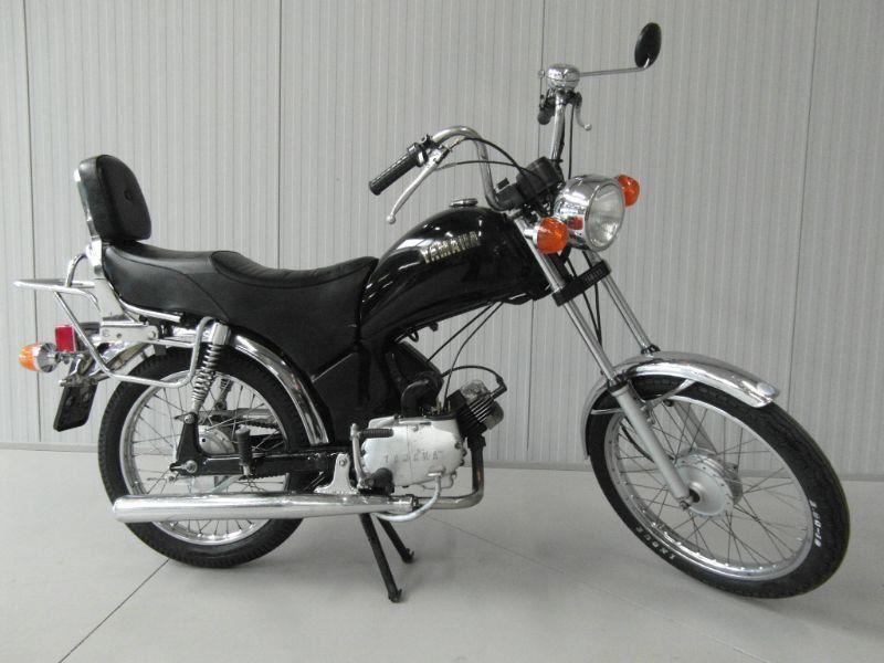 Yamaha 5A3 occasion - Koopmans Auto's