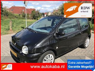 Renault Twingo Cinetic 1.2 16V BJ 2004 ZWART FULL OPTION