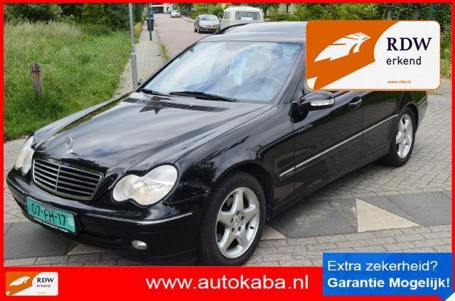 Mercedes-Benz C-klasse occasion - Autokaba Enschede