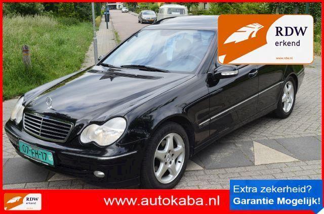 Mercedes-Benz C-klasse 200  Komp Avantgarde Aut Nieuw Model