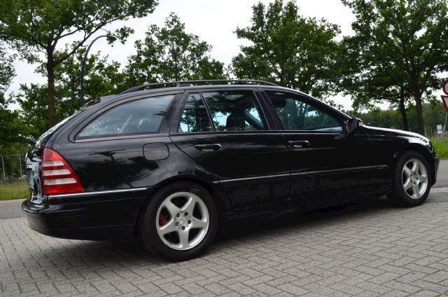 Mercedes-Benz C-klasse occasion - Auto Kaba