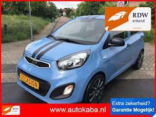Kia Picanto 1.0 CVVT RACING 5 Drs TOP MODEL CHECK DEZE